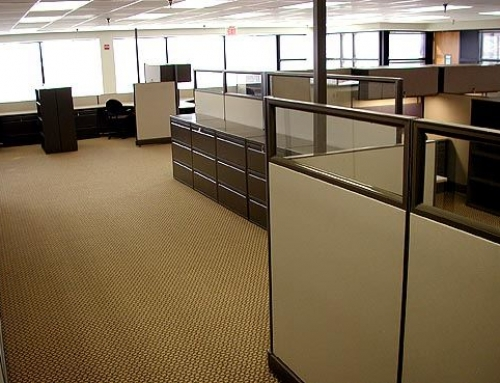 Refurbished Herman Miller Action Office Series 2 Workstations – Germantown, MD
