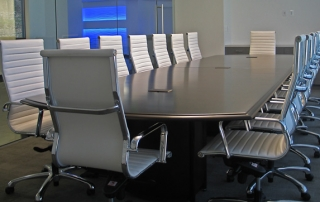 Refinished Conference Table