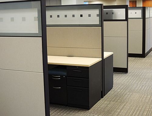 As-Is Teknion Leverage Workstations – Towson, MD