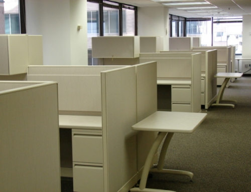 Refurbished Haworth Workstations – Washington DC