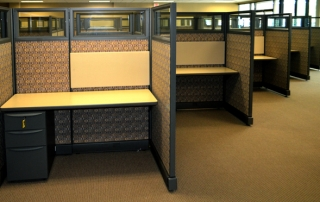 Refurbished Herman Miller Action Office Series