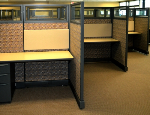Refurbished Herman Miller Action Office Series Workstations – Columbia, Md