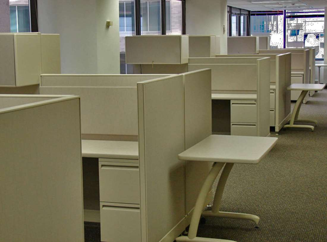 re-form used and refurbished office furniture: