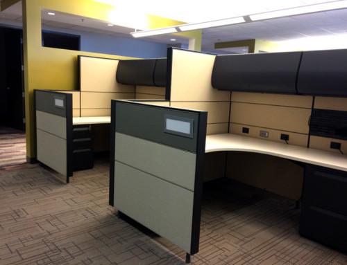Refurbished Knoll Morrison Workstations – Bethesda, Maryland