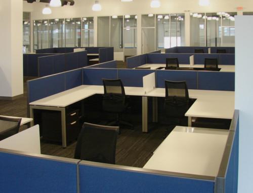 Remanufactured Haworth Workstations – Baltimore, Maryland