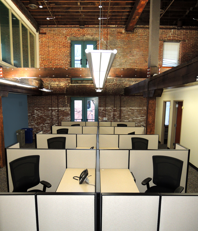 Remanufactured Haworth Places Workstations Baltimore