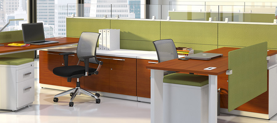 Friant Office Systems Including Furniture And Seating