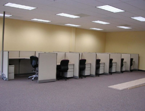 Remanufactured Haworth Workstations – White Marsh, MD