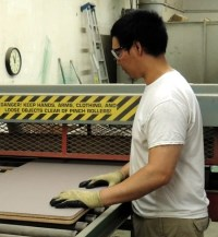 Laminate Fabrication