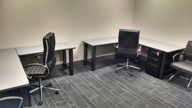 Re-form Freestanding Workstations and New Seating