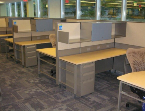 Pre-Owned Herman Miller Canvas Workstations