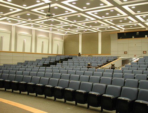 Auditorium Seating – Washington DC