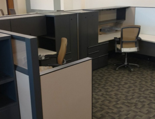 Pre-Owned Knoll Dividends Horizon Workstations