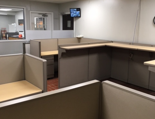Remanufactured Haworth Places Workstations – Middle River, MD