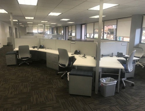 Pre-Owned Steelcase Answer Workstations