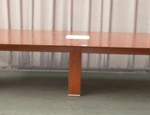 Veneer Conference Table