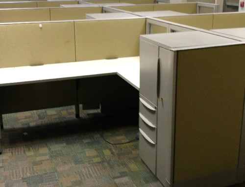 Pre-Owned Haworth Premise Workstations