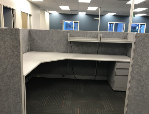 Pre-Owned Steelcase 9000 Enhanced Workstations