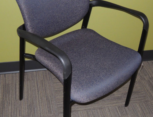 Pre-Owned Haworth Improv Stack Chairs