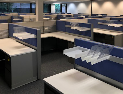 AS IS Herman Miller Ethospace Workstations – Baltimore MD