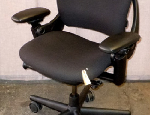 Pre-Owned Steelcase Leap Task Chair