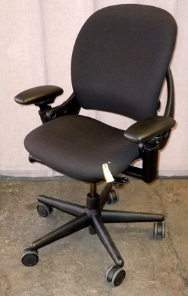 Pre-Owned Steelcase Leap Chair