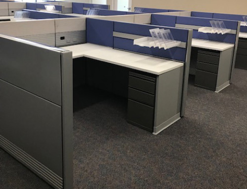 As Is Herman Miller Ethospace Workstations – Dundalk MD