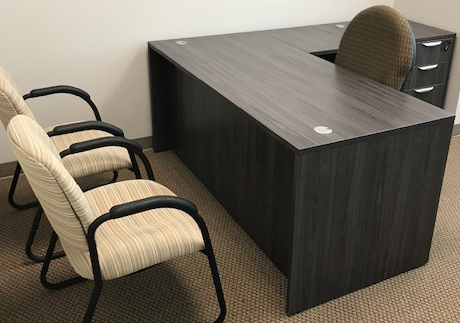 As Is Herman Miller Action Office Series 2