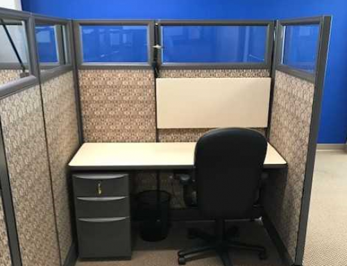 AS-IS Herman Miller Action Office Series 2 Workstations– Columbia, MD