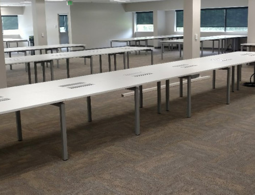 Pre-Owned Benching Workstations