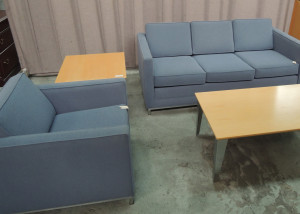 AS IS Reception Furniture
