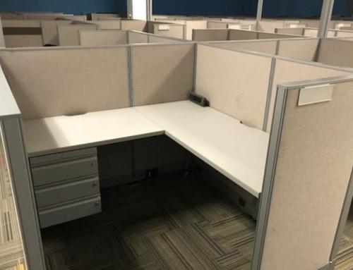 Used Haworth Unigroup Too Workstations