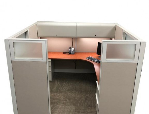 Used Knoll Dividends Workstations – 7×7