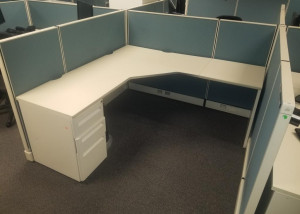 Pre-Owned Herman Miller AO2 Workstations